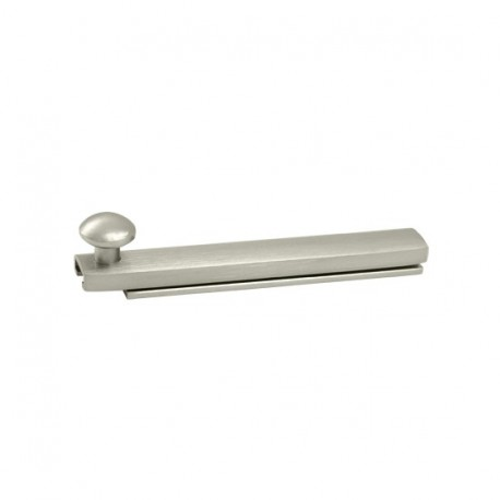 "Deltana 4"" Heavy Duty Surface Bolt with Concealed Screws"