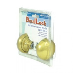 Deltana DKR20U3 Replacement Door Knobs