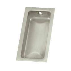 "Deltana Flush Pull, Large, 3-5/8"" x 1-3/4"" x 1/2"""