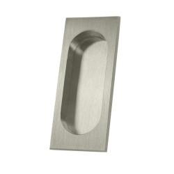 "Deltana FP4134 Flush Pull, Large, 3-7/8"" x 1-5/8"" x 3/8"""