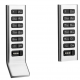 Digilock Axis Standard Keypad Locker Lock