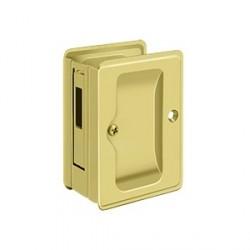Deltana Sliding Door Adjustable Pocket Lock Receiver