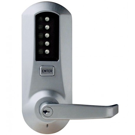 KABA Simplex 5000 Series Mechanical Push Button Door Lock with Lever
