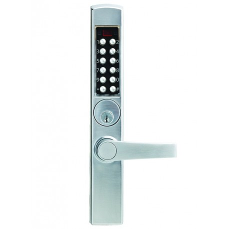 KABA E-Plex 3000 Series Cipher Narrow Stile Electronic Keypad Entry Lock