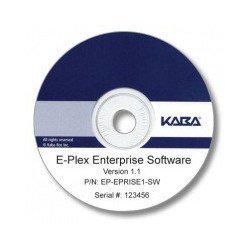 Kaba E-Plex EP-EPRISE2-SW Enterprise Access Control Software and Implementation Kit - Network Ready