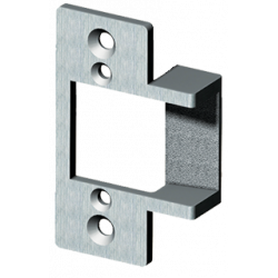 """Trine 234 2-3/4"""" Faceplate for 3000 Series Electric Strikes"""