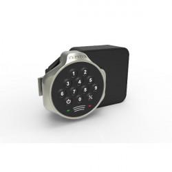 Zephyr 5200 Spring Latch Electronic Club Series Lock