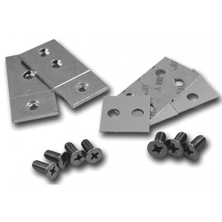 Hes 152 Universal Mounting Tabs For Electric Strikes