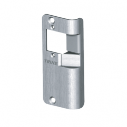 """Trine 458 4-5/8"""" Faceplate for 3000 Series Electric Strikes"""