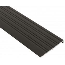 NGP 654DKB Dark Bronze Aluminum ADA Compliant Interlocking Ramp
