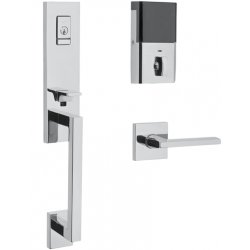 Baldwin Minneapolis Evolved 3/4 Escutcheon Handleset