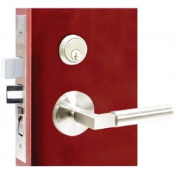 Cal-Royal Italia Series Stainless Steel Mortise Locks