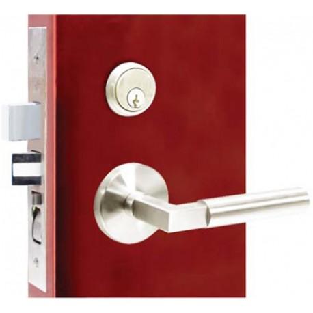 Cal-Royal Italia Series Stainless Steel Mortise Locks
