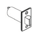 """Cal-Royal Challenger 2 3?8"""" UL-listed Dead Latch, 2 1?4"""" x 1 """" Faceplate ( for SG10, SL10 Patio Function and SL101 Dormitory/ Assisted Living Function )"""