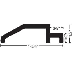 NGP 8140X8144X8140 Saddle Threshold Assembly Part