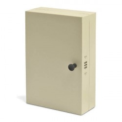 MMF 201202804 28-Key Steel Security Cabinet