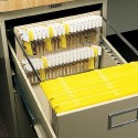 MMF 201304003 File Drawer Key Rack-Sand