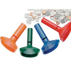 MMF 224000400 Coin Counting Tubes