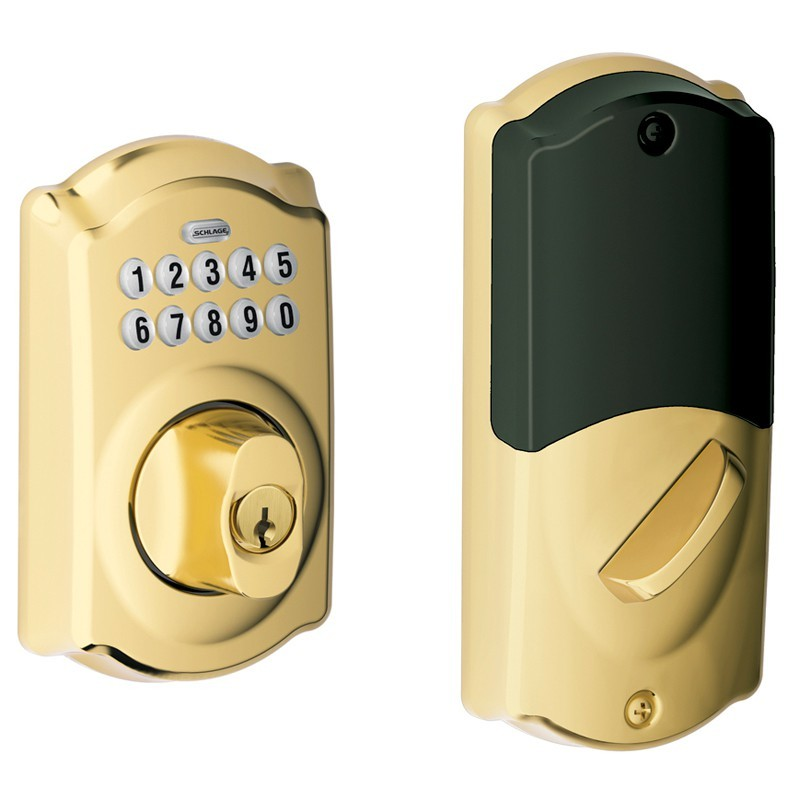 Nexia Be369nx Camelot Style Home Security Schlage Link
