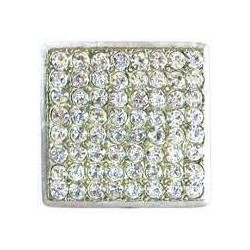 Emenee-OR166 Large Square Rhinestone