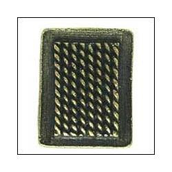Emenee-OR185 Square Rope Knob