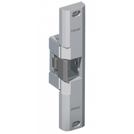 Details Trine En850 9 Electric Strike W 1 2 Faceplate For Surface Mounted Rim Exit Devices