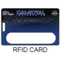 Cal-Royal Extra RFID Card