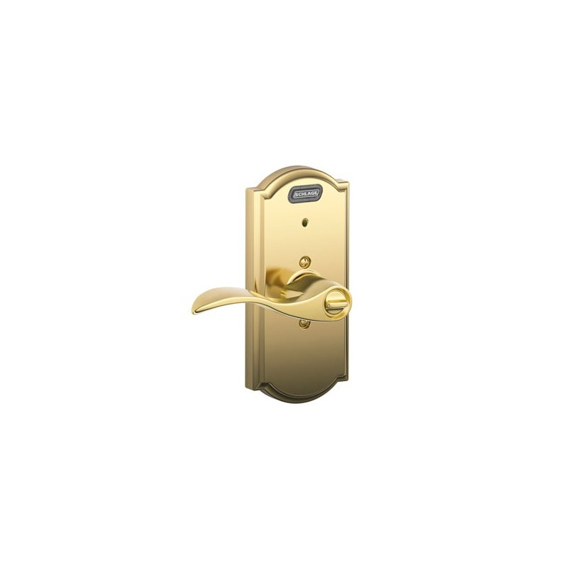Schlage Fe51 Built In Alarm Camelot Collection Keyed Entry