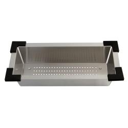 Kingston Brass BKCLDR17 Gourmetier Watford Accessory Colander Kitchen Sink