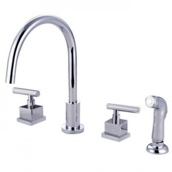 Kingston Brass KS872 Claremont Kitchen Faucets