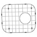 "Kingston Brass GWKUD3221L Gourmetier Loft Stainless Steel Grid (L)16.4""X(W)13.3"""