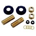 "Kingston Brass ABT130 Vintage 1/2"" Brass Vintage Adaptor"