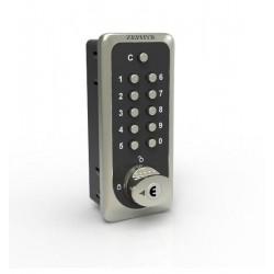 Zephyr Lock 6510/6515 Mechanical Push Button Locker Lock