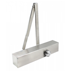 Cal-Royal 900 Series Barrier Free Adjustable Door Closer With Full Cover