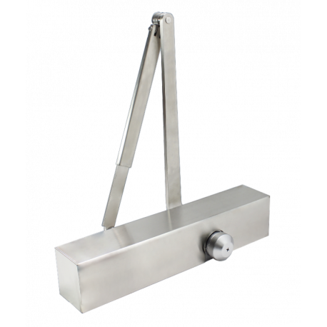 Cal Royal N900pbf Series Barrier Free Adjustable Door Closer With Full Cover