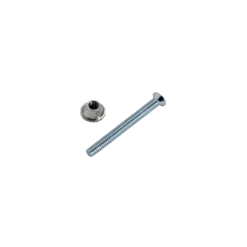 Cal royal thru bolts and grommet nuts set of