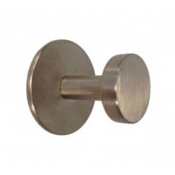 DON-JO 304 Coat Hook, Brass