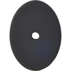 Top Knobs Large Oval Backplate 1 3/4""