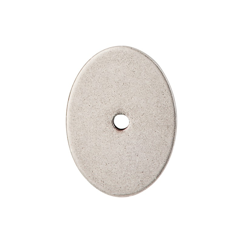 Top Knobs Large Oval Backplate 1 3 4 Quot