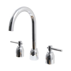Dyconn WS3H08 Capistrano Widespread Bathroom Faucet