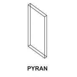 Cal-Royal PPF SuperLite I-W Pyran Platinum F Glass