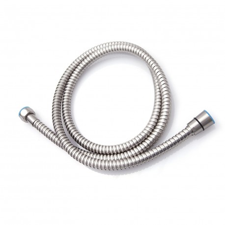 """Dyconn Faucet HSH25 Stainless Steel Flexible Shower Hose, 100"""""""