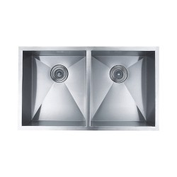 Boann UM3219D Double Square Sink