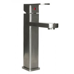 BOANN BNSPS903 Stainless Steel Rainfall Shower Panel System with Hand Shower, 5 Adjustable Jets and Thermostat Control