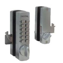 Lockey C150 C-Series Keyless Digital Combination Lock w/ Hook Bolt