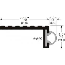 Pemko 155 Bumper Threshold