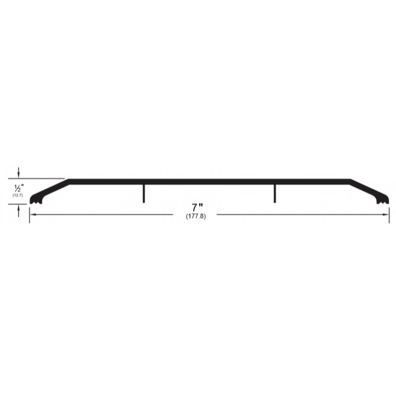 Pemko 1547 Bumper Threshold Sill For Outswing Doors
