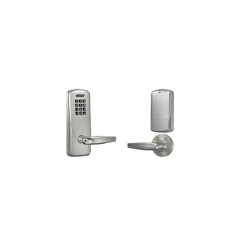 Schlage Commercial Co 100 Cylindrical Rights On Lock