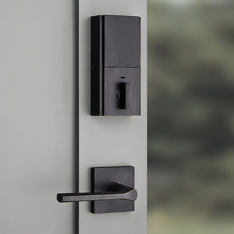 Obsidian Touchscreen Electronic Deadbolt