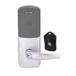 Schlage Commercial CO-220 Classroom Lockdown Solution - Cylindrical Electronic Access Control Keypad Programmable Lock